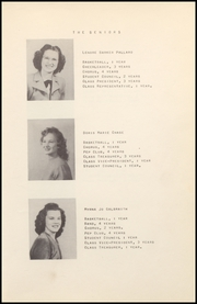 Page 17, 1949 Edition, Gilpin County High School - Gilpinite Yearbook (Black Hawk, CO) online yearbook collection