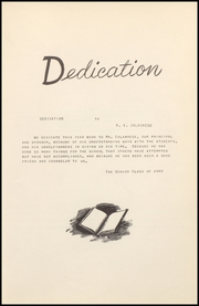 Page 9, 1949 Edition, Gilpin County High School - Gilpinite Yearbook (Black Hawk, CO) online yearbook collection
