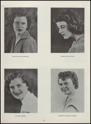 Page 15, 1951 Edition, Gilpin County High School - Gilpinite Yearbook (Black Hawk, CO) online yearbook collection