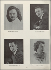 Page 16, 1951 Edition, Gilpin County High School - Gilpinite Yearbook (Black Hawk, CO) online yearbook collection
