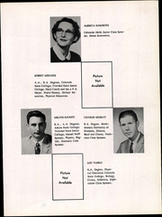 Page 13, 1959 Edition, Primero High School - Bulldog Yearbook (Weston, CO) online yearbook collection