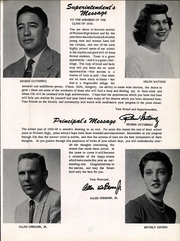 Page 9, 1959 Edition, Primero High School - Bulldog Yearbook (Weston, CO) online yearbook collection