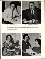 Page 7, 1962 Edition, Primero High School - Bulldog Yearbook (Weston, CO) online yearbook collection