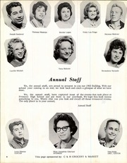 Page 12, 1963 Edition, Primero High School - Bulldog Yearbook (Weston, CO) online yearbook collection