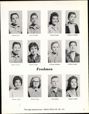 Page 15, 1963 Edition, Primero High School - Bulldog Yearbook (Weston, CO) online yearbook collection