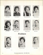 Page 16, 1963 Edition, Primero High School - Bulldog Yearbook (Weston, CO) online yearbook collection