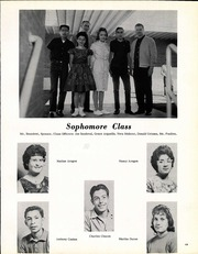 Page 17, 1963 Edition, Primero High School - Bulldog Yearbook (Weston, CO) online yearbook collection