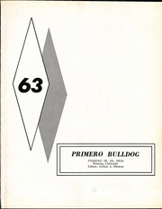 Page 5, 1963 Edition, Primero High School - Bulldog Yearbook (Weston, CO) online yearbook collection
