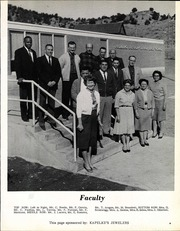 Page 9, 1963 Edition, Primero High School - Bulldog Yearbook (Weston, CO) online yearbook collection
