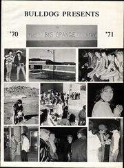 Page 5, 1971 Edition, Primero High School - Bulldog Yearbook (Weston, CO) online yearbook collection