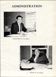 Page 7, 1971 Edition, Primero High School - Bulldog Yearbook (Weston, CO) online yearbook collection