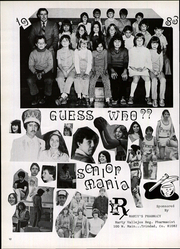 Page 14, 1983 Edition, Primero High School - Bulldog Yearbook (Weston, CO) online yearbook collection
