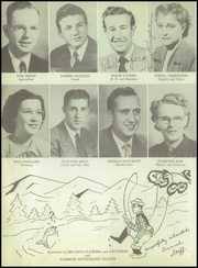 Page 12, 1951 Edition, Bent County High School - Trojan Yearbook (Las Animas, CO) online yearbook collection