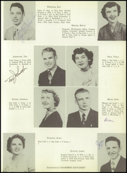 Page 17, 1951 Edition, Bent County High School - Trojan Yearbook (Las Animas, CO) online yearbook collection