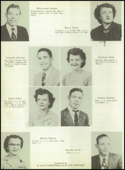 Page 18, 1951 Edition, Bent County High School - Trojan Yearbook (Las Animas, CO) online yearbook collection