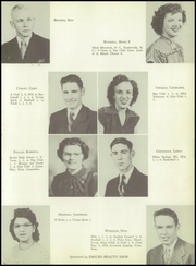 Page 19, 1951 Edition, Bent County High School - Trojan Yearbook (Las Animas, CO) online yearbook collection