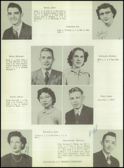 Page 20, 1951 Edition, Bent County High School - Trojan Yearbook (Las Animas, CO) online yearbook collection