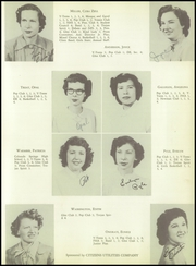 Page 21, 1951 Edition, Bent County High School - Trojan Yearbook (Las Animas, CO) online yearbook collection