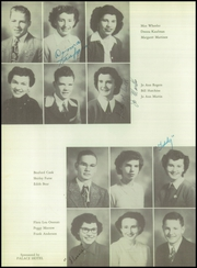 Bent County High School - Trojan Yearbook (Las Animas, CO) online yearbook collection, 1951 Edition, Page 28
