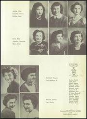 Bent County High School - Trojan Yearbook (Las Animas, CO) online yearbook collection, 1951 Edition, Page 31