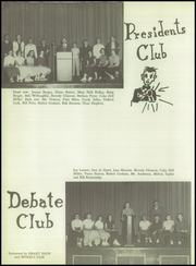 Page 58, 1951 Edition, Bent County High School - Trojan Yearbook (Las Animas, CO) online yearbook collection
