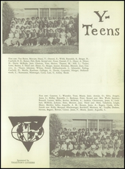 Bent County High School - Trojan Yearbook (Las Animas, CO) online yearbook collection, 1951 Edition, Page 61