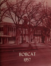 1957 Edition, Lafayette High School - Bobcat Yearbook (Lafayette, CO)
