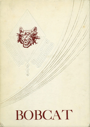 1958 Edition, Lafayette High School - Bobcat Yearbook (Lafayette, CO)