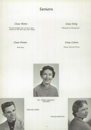Page 10, 1958 Edition, Lafayette High School - Bobcat Yearbook (Lafayette, CO) online yearbook collection
