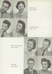 Page 11, 1958 Edition, Lafayette High School - Bobcat Yearbook (Lafayette, CO) online yearbook collection