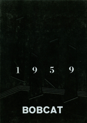 1959 Edition, Lafayette High School - Bobcat Yearbook (Lafayette, CO)