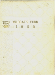 1950 Edition, Fleming High School - Wildcats Purr Yearbook (Fleming, CO)
