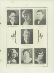 Page 11, 1929 Edition, Flagler High School - Plainsman Yearbook (Flagler, CO) online yearbook collection