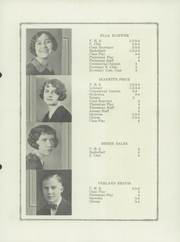 Page 15, 1929 Edition, Flagler High School - Plainsman Yearbook (Flagler, CO) online yearbook collection