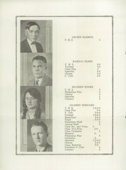 Page 16, 1929 Edition, Flagler High School - Plainsman Yearbook (Flagler, CO) online yearbook collection