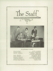 Page 8, 1929 Edition, Flagler High School - Plainsman Yearbook (Flagler, CO) online yearbook collection