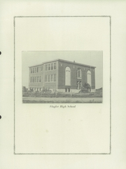 Page 9, 1929 Edition, Flagler High School - Plainsman Yearbook (Flagler, CO) online yearbook collection