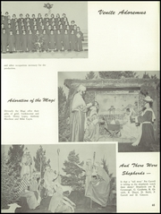 Mount Carmel High School - Ave Maria Yearbook (Denver, CO) online yearbook collection, 1956 Edition, Page 69