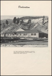 Page 11, 1952 Edition, Creede High School - Miner Yearbook (Creede, CO) online yearbook collection