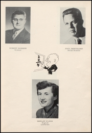 Page 17, 1952 Edition, Creede High School - Miner Yearbook (Creede, CO) online yearbook collection