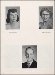 Page 14, 1955 Edition, Creede High School - Miner Yearbook (Creede, CO) online yearbook collection