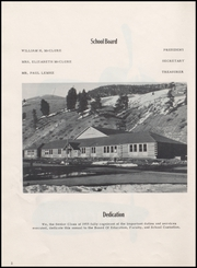 Page 6, 1955 Edition, Creede High School - Miner Yearbook (Creede, CO) online yearbook collection