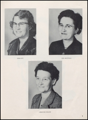 Page 9, 1955 Edition, Creede High School - Miner Yearbook (Creede, CO) online yearbook collection