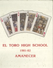 1982 Edition, El Toro High School - Amanecer Yearbook (Lake Forest, CA)
