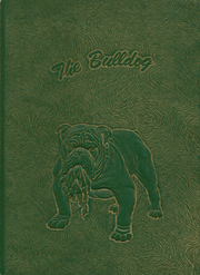 1952 Edition, Peetz High School - Bulldog Yearbook (Peetz, CO)
