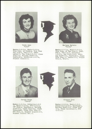 Page 15, 1953 Edition, Peetz High School - Bulldog Yearbook (Peetz, CO) online yearbook collection