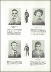 Page 17, 1953 Edition, Peetz High School - Bulldog Yearbook (Peetz, CO) online yearbook collection