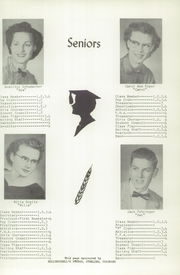 Page 17, 1956 Edition, Peetz High School - Bulldog Yearbook (Peetz, CO) online yearbook collection