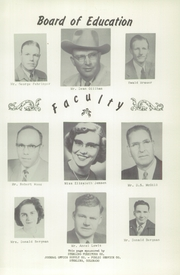 Page 7, 1956 Edition, Peetz High School - Bulldog Yearbook (Peetz, CO) online yearbook collection