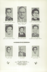 Page 9, 1956 Edition, Peetz High School - Bulldog Yearbook (Peetz, CO) online yearbook collection
